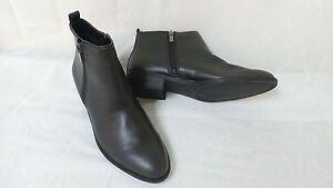 985253e62c02f New! Chaps Womens Sabra Zipper Ankle Boots-Style 11424-Black 189H la ...