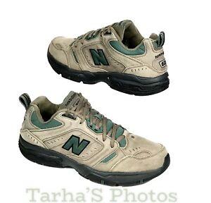 site réputé 5fc92 9b7b9 Details about New Balance 621 Men's Size US 11D Brown & Green Cross  Training Sneakers P