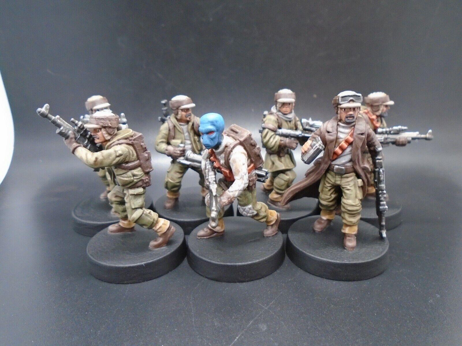 solo para ti Estrella Wars Rebel Trooper unidad de expansión de la Legión Legión Legión Pintado  hasta 42% de descuento