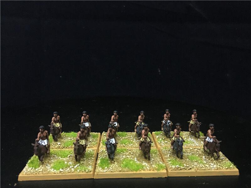 15 alte dba die biblischen leichte kavallerie mit pfeil und bogen gh1583 gemalt.