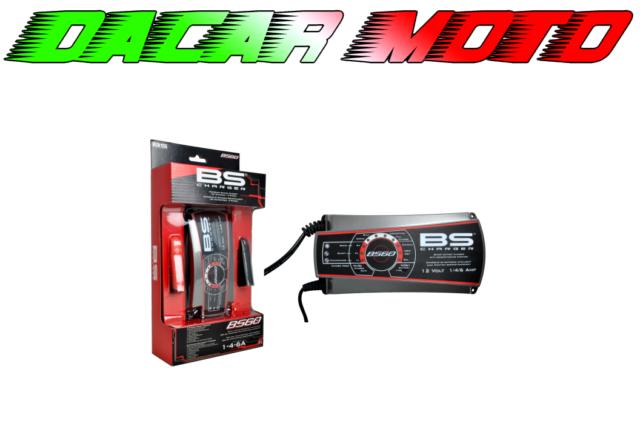 Cargador bs60 12v 6000ma BS Cargador Batería Cargador de Mantenimiento