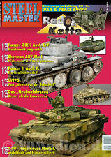 STEELMASTER 73, Sherman ARV Mk II, Panzer II Ausf. F, Panzer 38(t) Ausf. E/F...