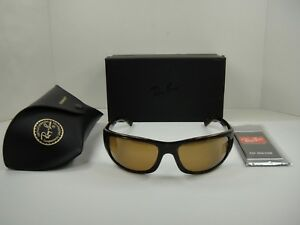 7d5288d917 Image is loading RAY-BAN-CHROMANCE-POLARIZED-SUNGLASSES-RB4283CH-710-A3-