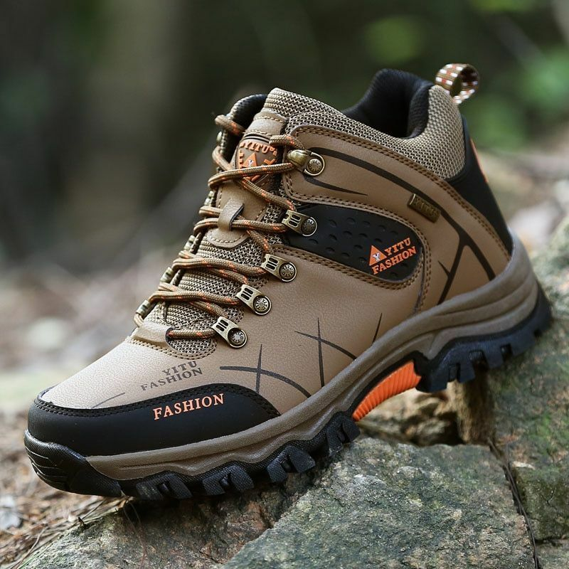 Waterproof Men Hiking schuhe Breathable Outdoor Hunting S Größe Sport Turnschuhe Us