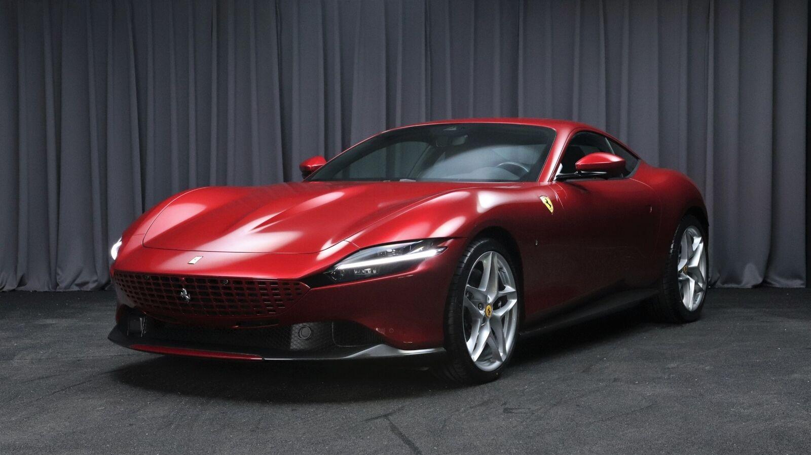 Ferrari Roma 3,9 DCT 2d - 33.395 kr.