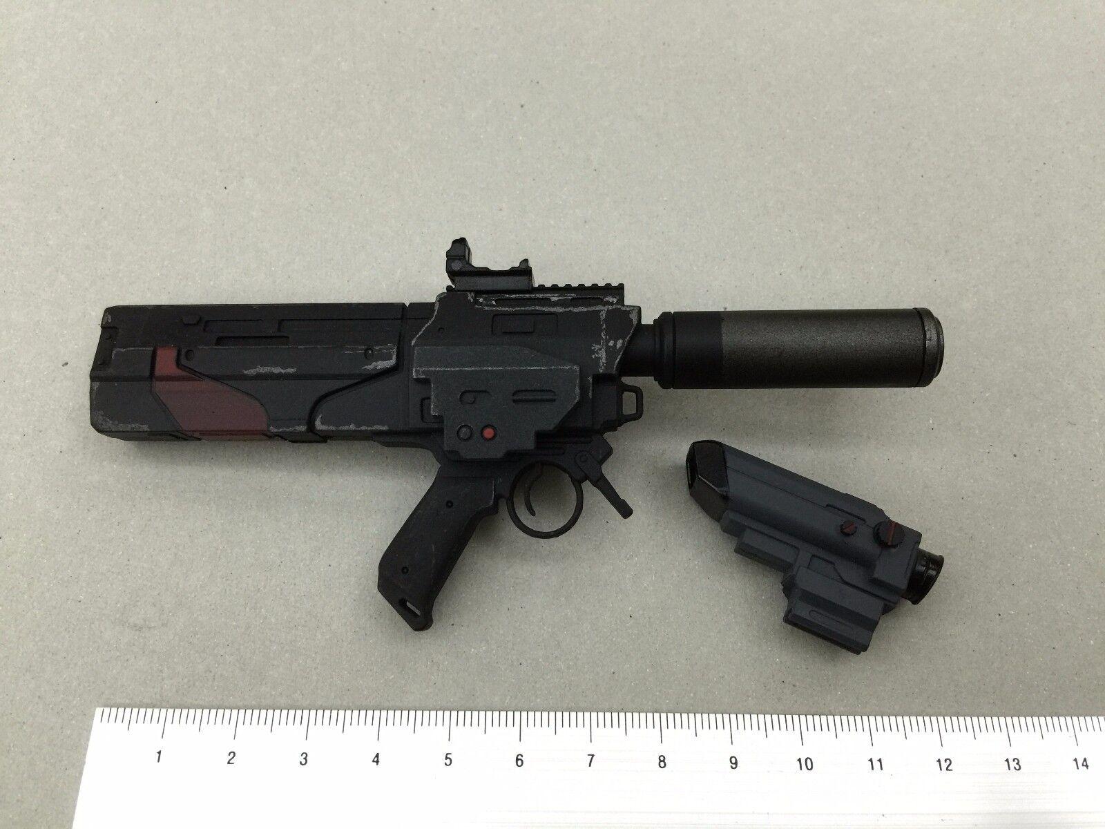 ... 1   6 marvel für deadpool perfekt laser - gewehr