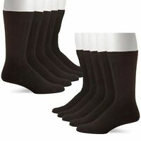 5 Pairs: John Weitz Men's Platinum Collection Dress Socks