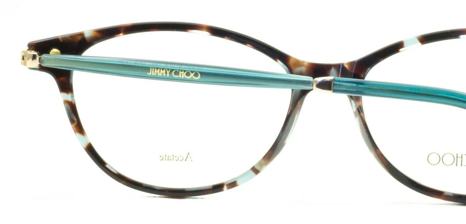 200320bad65 Jimmy Choo 153 1m5 Eyewear Glasses RX Optical Glasses Frames Italy ...