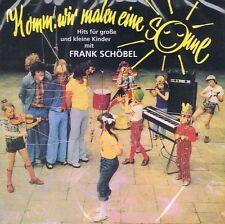 Frank Schöbel - Komm wir malen e. Sonne - CD NEU Alle Kinder dieser Erde