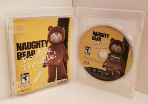 Naughty-Bear-Double-Trouble-Gold-Edition-Ps3-Sony-Playstation-3-Complete