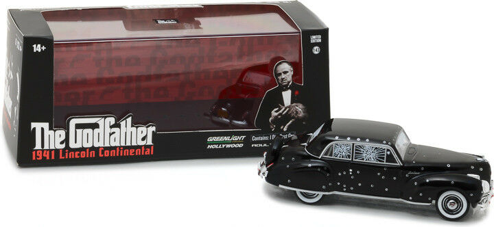 86511   1 43 The Godfather (1972) - 1941 Lincoln Continental with Bullet Hole