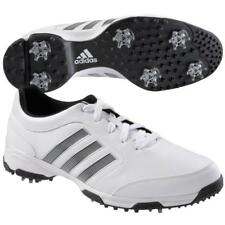 'Adidas Pure 360 Lite Mens Golf Shoes - White/Black - Pick Size' from the web at 'https://i.ebayimg.com/images/g/vXkAAOSwuOxZ3L1y/s-l225.jpg'