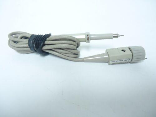 Hewlett Packard HP 10073A 1MΩ 6-15pF Input O-Scope Passive Probe 10:1 1MΩ//12pF