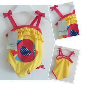 Mini Club Brand New Tags Baby Girls Swim Suit 3 6 Months