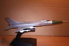 1:144 Sukhoi Su-15 Soviet Airplane model Die Cast & 33 Magazine DeAgostini