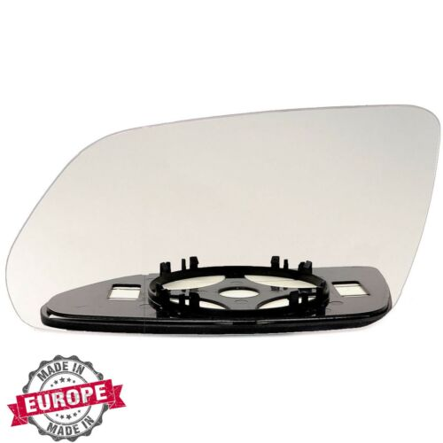 Left side for Skoda Octavia 2004-2008  wing door mirror glass heated
