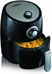 Tower Air Fryer with Rapid Air Circulation System 900W 1.5L Black