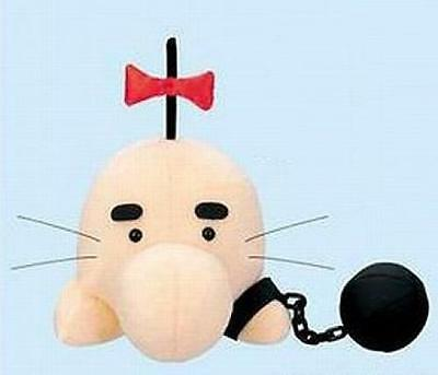 MOTHER2 Secret base Mr Saturn Dosei san stuffed Toy Plush Doll Toy Geppu Stock