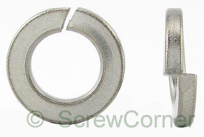 Federringe  5/16  Edelstahl A2  - Split Lock Washer Stainless Steel A2  18-8