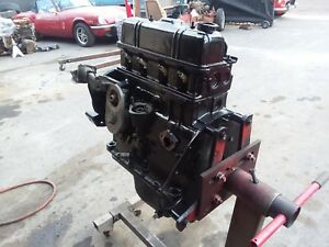 Mg midget engine rebuild