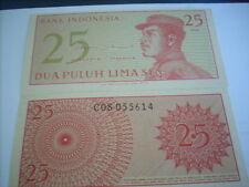 25 sen Indonésie 1964