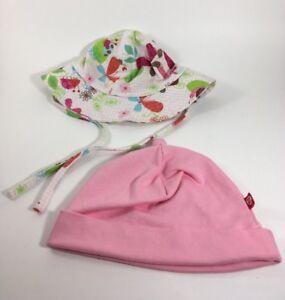 Hats New Zutano Infant Girl Sun Hat Size 18-24 Months