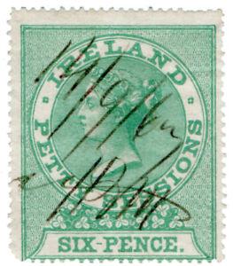 I-B-QV-Revenue-Ireland-Petty-Sessions-6d-1862