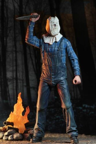 NECA Friday The 13th Part 2 /& Part 5 Ultimate Jason Voorhees Action Figure