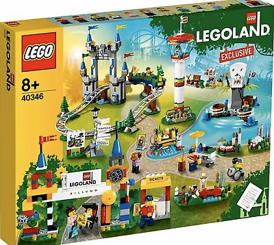Lego 40346 LEGOLAND Exclusive 1336 pcs Confirmed Order Factory Sealed New Rare