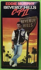 Beverly Hills Cop Ii Vhs 1987 Eddie Murphy Judge Reinhold Jurgen Prochnow Ronny Ebay