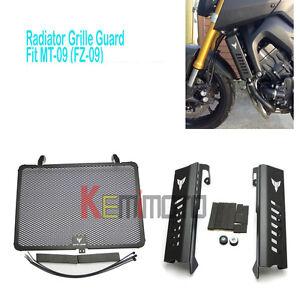 BID-MT-09-Set-completo-del-radiatore-griglia-di-protezione-Protector-per-Yamaha
