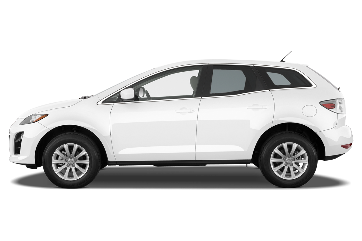 Mazda CX-7 side view