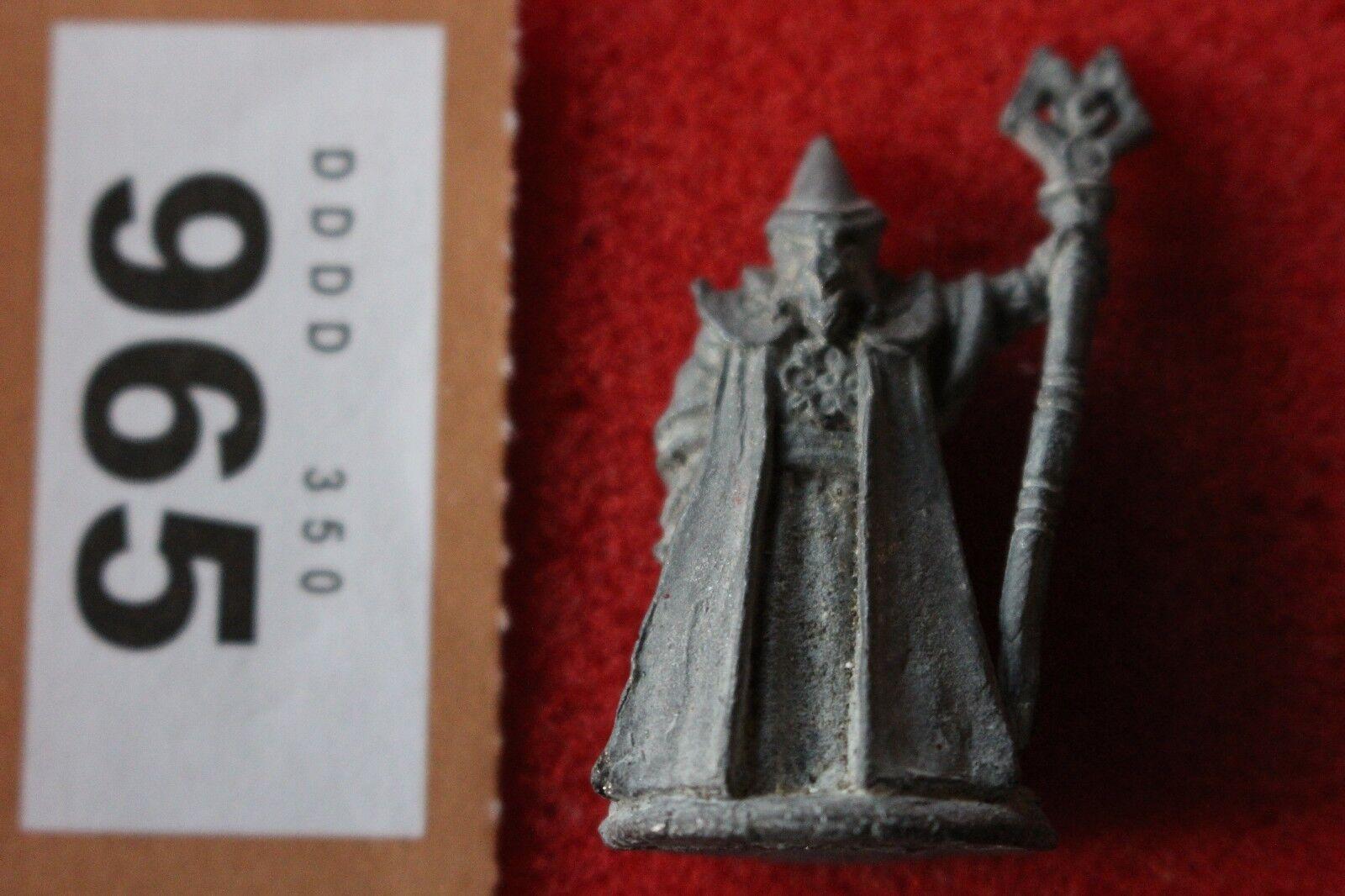 Games Workshop Citadel C02 Wizards Sorcerer of Chaos Amron Bringer of Hope GW