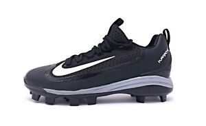 mens 12 Nike Huarache 2KFilth elite Pro low MCS molded Cleats ... 32b0bae2dfe23