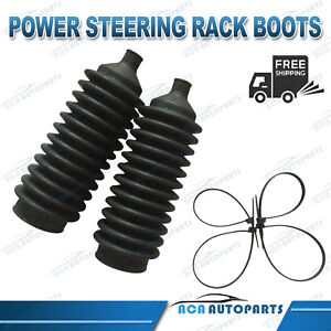 Pair-Power-Steering-Rack-Boot-for-Toyota-Camry-Boot-kit-1993-2002-All-Models