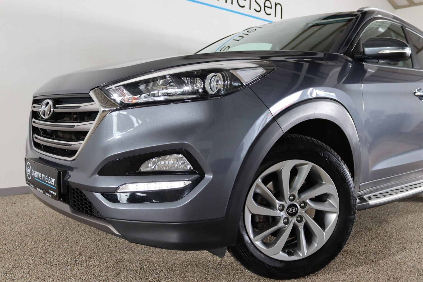 Hyundai Tucson 1,7 CRDi 115 Trend - billede 3