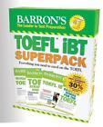 TOEFL iBTSuperpack von Steven Matthiessen und Pamela J. Sharpe (2016, Taschenbuch)