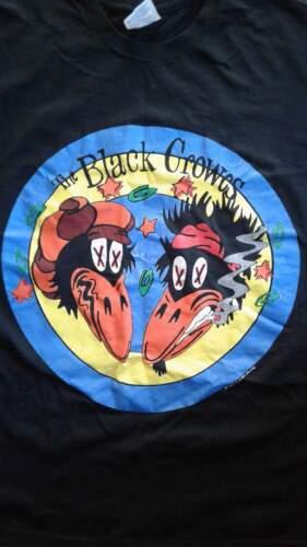 VINTAGE  THE BLACK CROWES  T-SHIRT