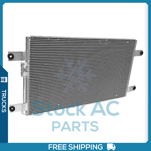 AC Condenser for FREIGHTLINER ANY CASCADIA SERIES// Western Star 4900EX 4900FA QA