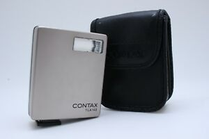 NEAR-MINT-Contax-TLA-140-Shoe-Mount-Flash-for-G1-G2-From-JAPAN-9023