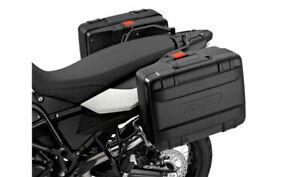 BMW Motorrad F650GS F700GS F800GS Variokoffer-Set 7696299 + 7696300 + 7688566