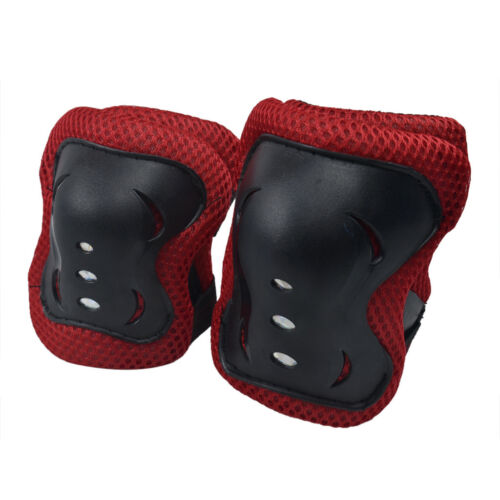 Elbow Knee Wrist Protective Guard Safety Gear pads skate bicycle kids Teens Gift