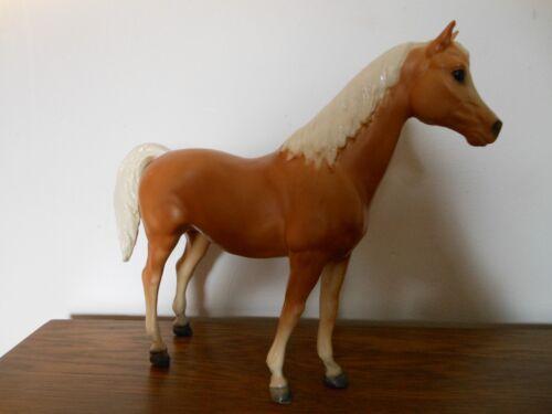 "Breyer Horse #5 Family Arabian Mare Palomino ""Hope"" 1979 Traditional Plastic"