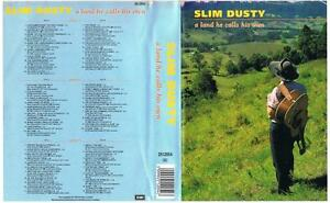 SLIM-DUSTY-A-LAND-HE-CALLS-HIS-OWN-4-CASSETTE-PACK-RARE-CASSETTE-TAPES