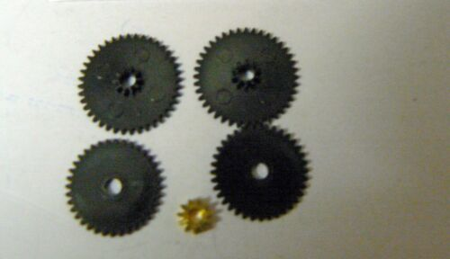 MULTI FIT PLEASE SEE DESC   E2E MS3  HORNBY TRIANG FULL SET OF GEARS