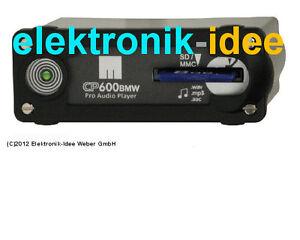 SD-Karten-MP3-Player-CP600BMW-fuer-BMW-Z4-E86-E86-CD-Wechsler-Ersatz