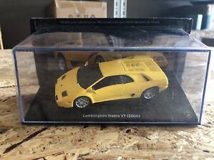 Lamborghini Diablo VT 2000 1:43 Atlas model car diecast modelcar