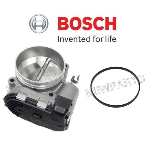 For Porsche Cayenne Set of 82mm Throttle Valve Assembly /& Body Seal Bosch OEM