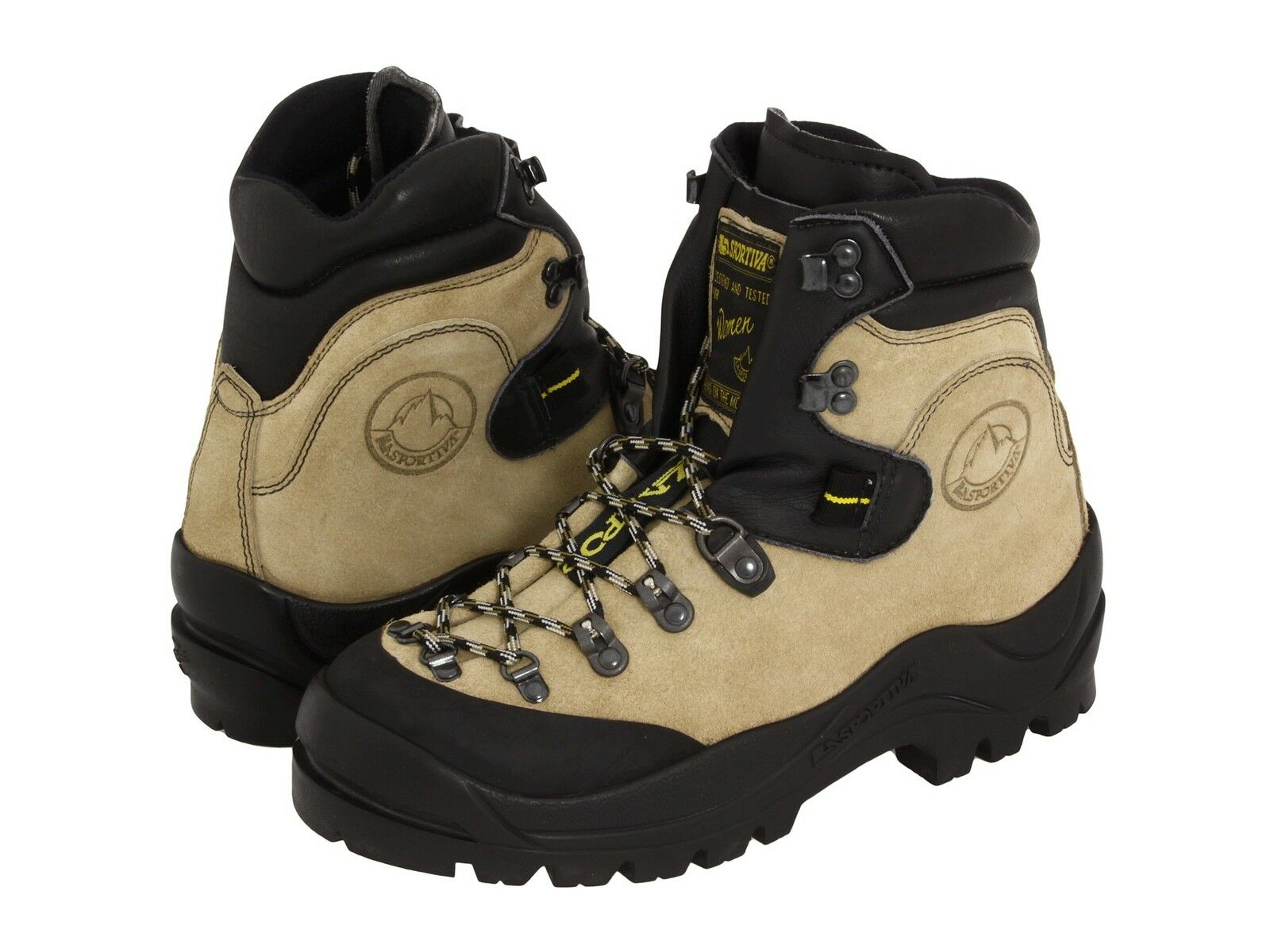 La Sportiva Men's Makalu Mountaineering Boot - TAN - 44 (US 10.5+)