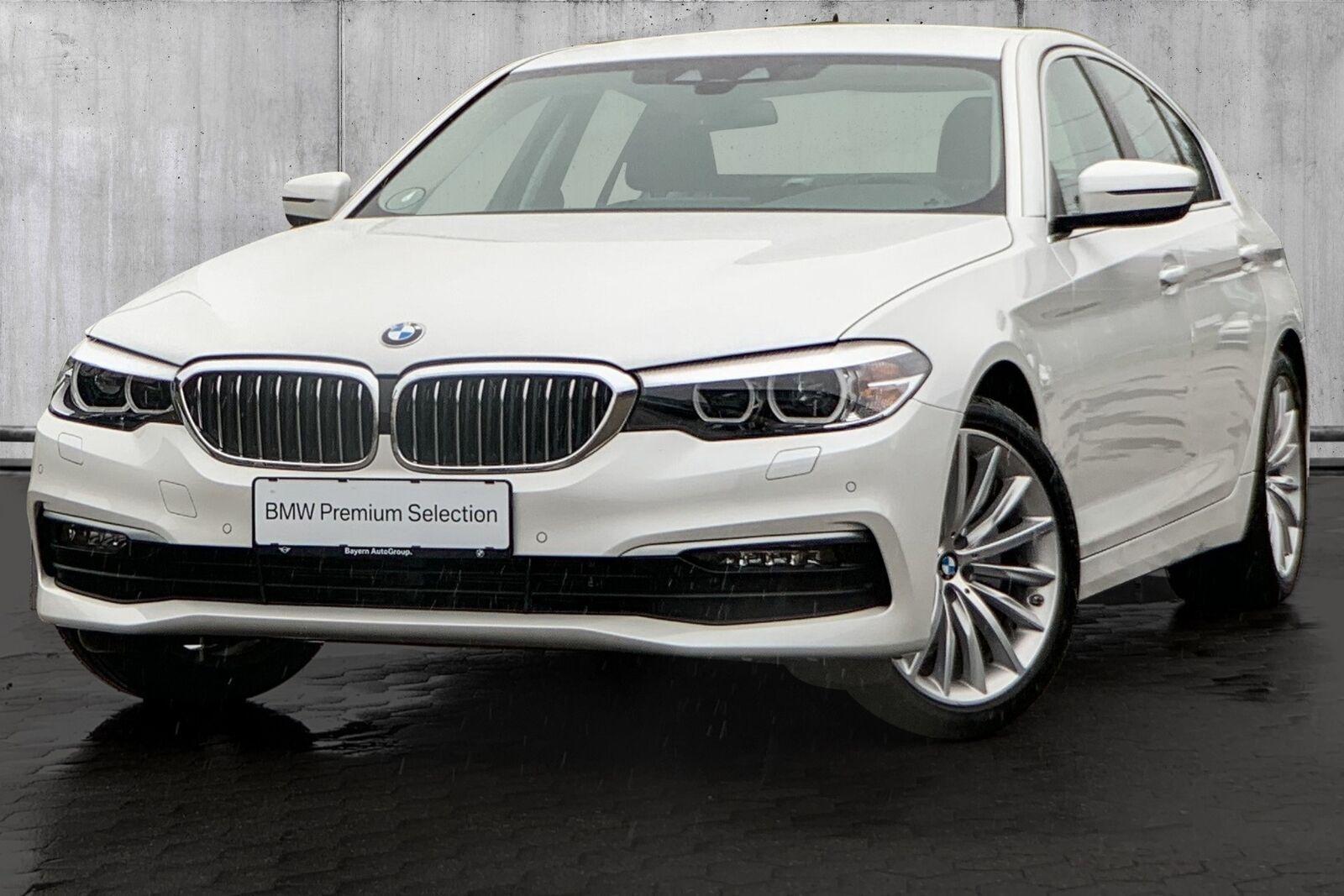 BMW 520i 2,0 aut.